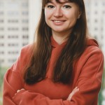 Svitlana Olkhovska, Project Manager of Department of International Programs and Academic Mobility